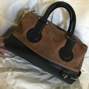Céline Zippy Boston Bag by Phoebe Philo